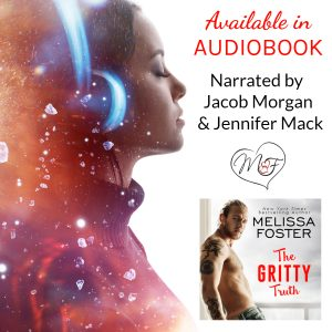 Audiobook Review Tour: The Gritty Truth By Melissa Foster