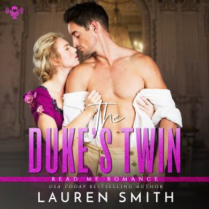 Audiobook Review: The Duke's Twin by Lauren Smith