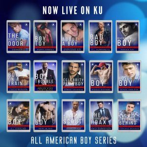 Sale: All American Boy Series