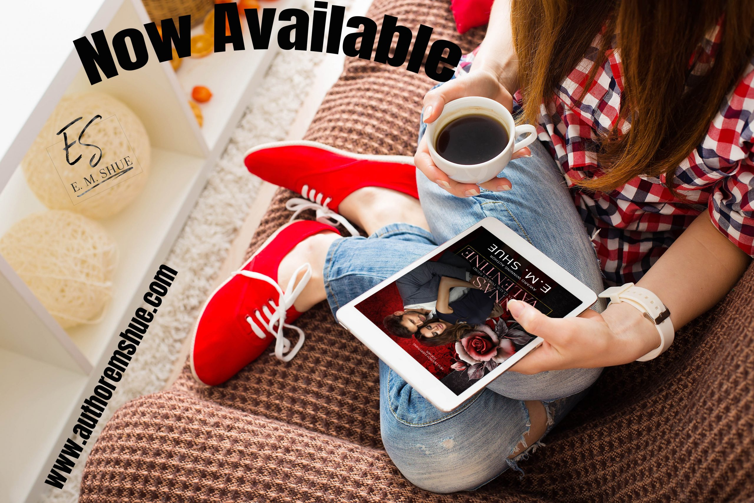 Available Now: Hanna's Valentine: A Santa Claus Indiana Story by E.M. Shue