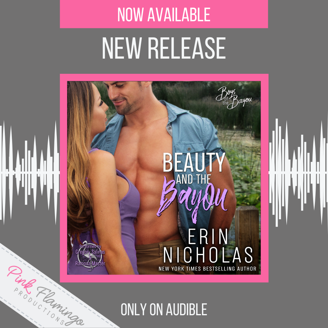 Release Blitz: Beauty and the Bayou by Erin Nicholas