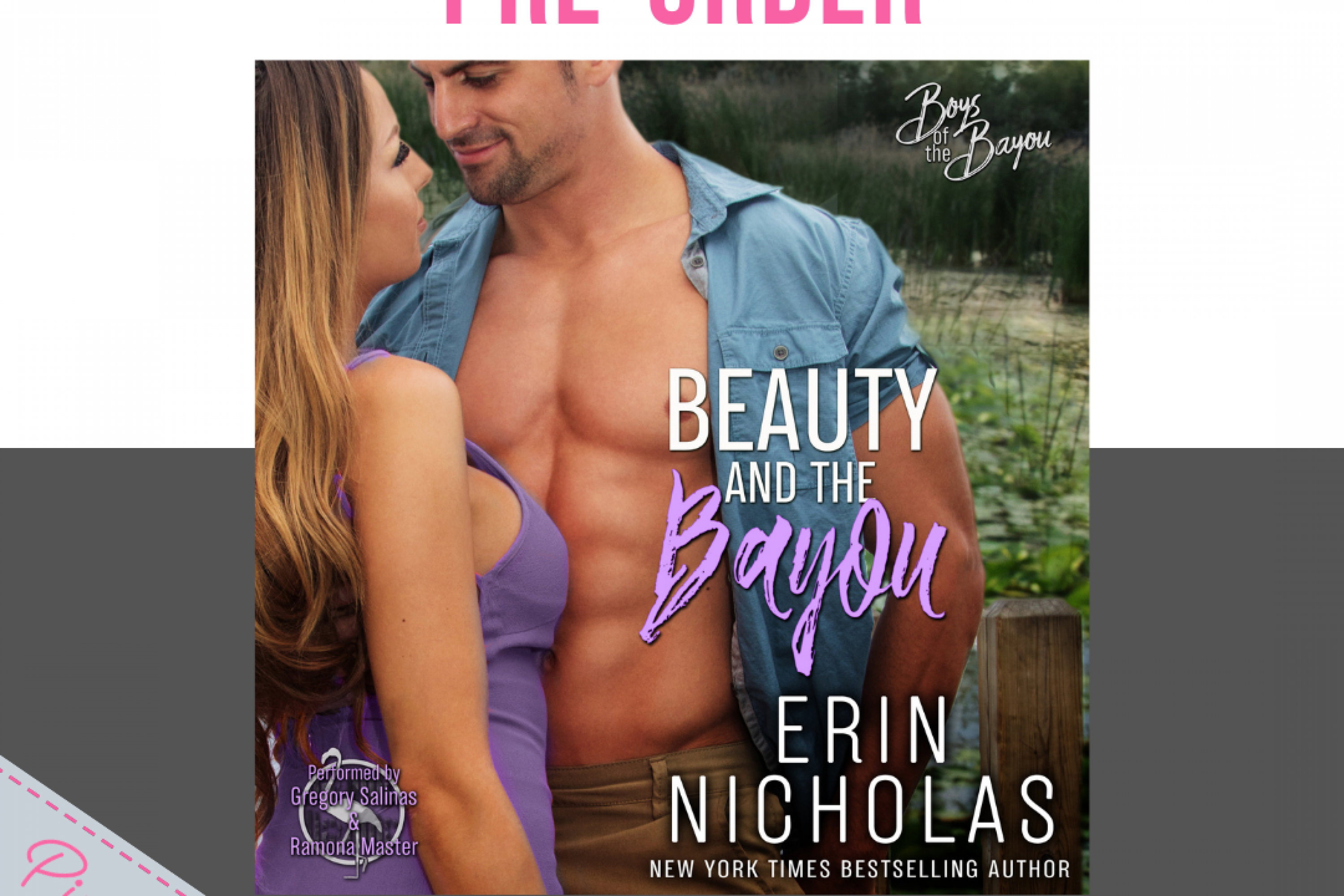 Pre-Order Blitz: Beauty and the Bayou by Erin Nicholas
