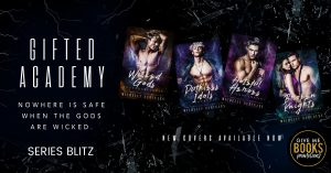 Series Blitz: Gifted Academy Series by Michelle Hercules