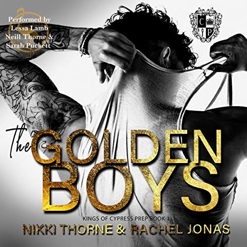 Audiobook Review: The Golden Boys by Rachel Jonas and Nikki Thorne
