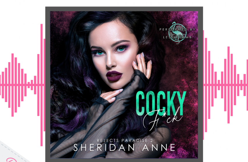 Pre-Order Blitz: Cocky F*ck by Sheridan Anne