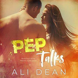 Audiobook Review: Pep Talks by Ali Dean