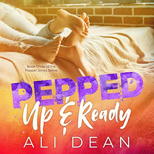 Audiobook Review: Pepped Up and Ready by Ali Dean